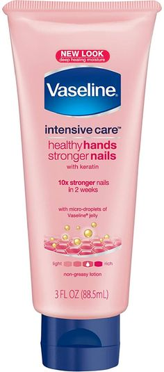 Vaseline Healthy Hand and Nail Conditioning Lotion 3 oz (Pack of 6) ** This is an Amazon Affiliate link. Read more reviews of the product by visiting the link on the image.