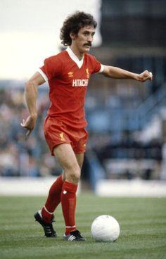 circa 1979Terry McDermott Liverpool 19741982 Terry McDermott also won 25 England international caps between 19781982