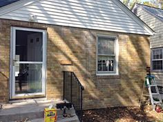Bricking Staining   I am so happy to say that I am finally done with staining the brick on the front of the house and I am very pleased with...
