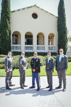 Marbella Country Club wedding   military wedding   Jim Kennedy Photographers
