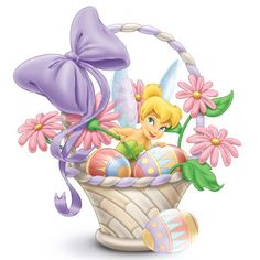 Easter Tinkerbell