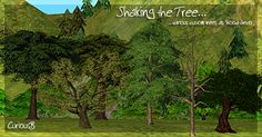 Another small offering today: a small selection of trees (six in all) turned into neighbourhood deco, as requested at GoS by Casiotone. Not much to say except that they have the same number of polys as the original build mode versions, so I'd suggest that you use them sparingly if you have a…