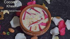 Coconut Kheer Recipe   Vart Ki Kheer   Coconut Milk Dessert   Panch Mewa...