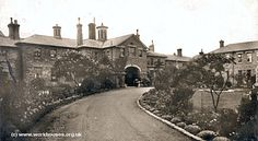 The workhouse in Maidstone, Kent.