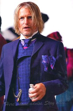 Haymitch lookin' classy.