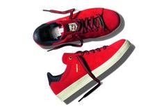 Primitive x adidas Skateboarding A League Stan Smith Vulc | Hypebeast