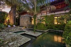 Bali Hai private oasis in Coconut Grove