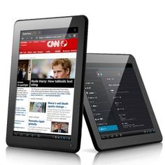 Android 4.1 Tablet PC - 9.7 Inch HD, Dual Core 1.6GHz, Bluetooth, 16GB, 7600mAh   Android Tablet PC with 9.7 Inch HD display, dual core 1.6GHz, 7600mAh battery and now with the latest and greatest android 4.1 Jellybean OS is here and available at a fantastically low price. This demon can devour any application, game, internet or multimedia entertainment you throw at it.