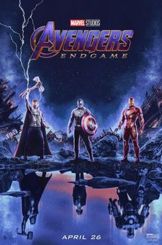 Marvel Studios releases a brand new poster for Avengers: Endgame highlighting the evolution of Iron Man, Thor and Captain America. The MCU's trinity of heroes: Tony Stark, Thor and Steve Rogers are the cornerstones of Marvel Dc Comics, Marvel Avengers, Captain Marvel, Marvel Fanart, Marvel Memes, Captain America, Avengers Movies, 3d Foto, Marvel Movie Posters