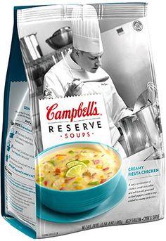 Campbells Reserve Soup