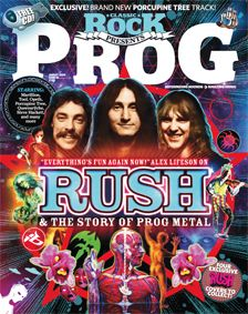 Rush Rock Band | Rush is a Band Blog: Classic Rock's Prog feature on Rush now available ...