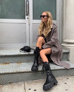 Winter Fashion Outfits, Stylish Outfits, Spring Outfits, Cute Outfits, 2020 Fashion Trends, Fashion 2020, Girl Fashion, Autumn Street Style, Casual Street Style