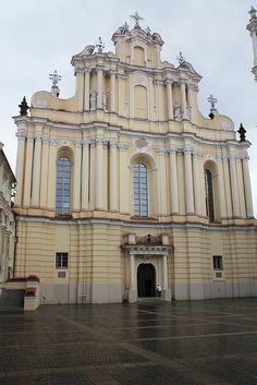 Vilnius (Wilno), Lithuania