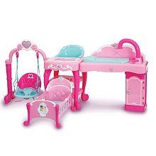 Disney Princess Royal Care Nursery Playset Miss Presley
