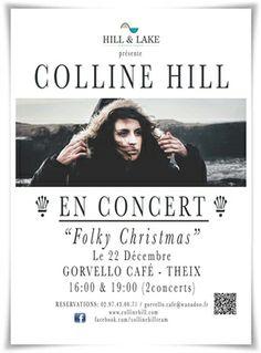 22 décembre … Colline Hill