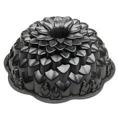 chrysanthemum bundt cake pan
