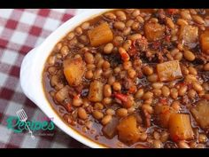 Baked Beans with Pineapple and Bacon | Recipe | Baked Beans, Beans and ...