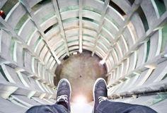 Vértigo en las zapatillas de Dennis Maitland