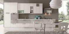 Современная кухня модерн из Италии Erika - 12