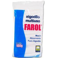 Algodão Multiuso 100g FAROL