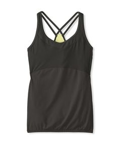In The Gym Crossover Racerback Tank