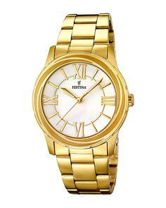 Ρολόι FESTINA Ladies Gold F16724/1