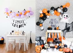 Halloween Party, Home Decor, Decoration Home, Room Decor, Halloween Parties, Interior Decorating