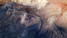 Al detalle: La sonda Mars Express capta fotos de Marte de alta resolución