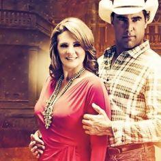 Erika Buenfil & Eduardo Yanez en Amores Verdaderos #Promo
