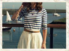 Love nautical styles