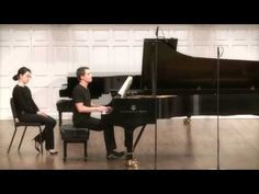 Michael Noble Plays Frederic Rzewski's The People United Will Never Be Defeated! - YouTube