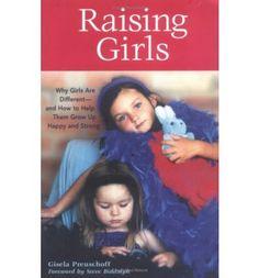 Raising Girls by Steve Biddulph. A great read for anyone raising a daughter/s.