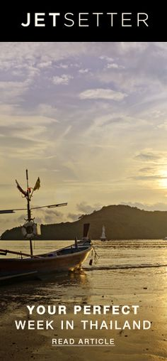 Read up on our take on the perfect week in #Thailand. What tips do you have for a first-timer?