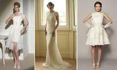 Старинные свадебные платья - обзор моделей и фасонов разных веков с фото