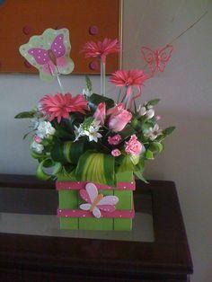 1000 images about creating beauty on pinterest mesas - Arreglos florales artificiales centros de mesa ...