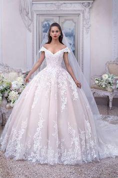 Vestidos de novia para diciembre 2019