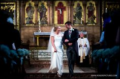 Natalie and Chris married in Kensington before their Kensington Palace reception, more pictures here -