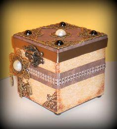 Custom altered box