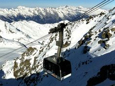 Ski resorts Verbier, Switzerland