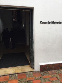 Casa da Moeda em Bogotá