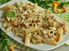 Penne, Pasta Salad, Potato Salad, Cake Recipes, Spaghetti, Food And Drink, Tasty, Lunch, Diet