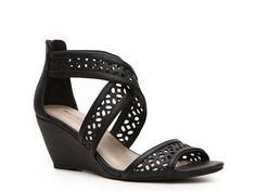 Madden Girl Hippie Wedge Sandal Women's Wedge Sandals Sandals Women's Shoes - DSW