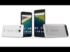 Devices announced in the Google's 2015 Nexus Event - YouTube