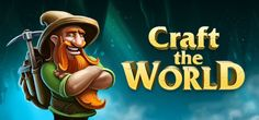 Craft The World is a unique sandbox strategy game, the mix of Dungeon Keeper, Terraria and Dwarf Fortress. Explore a random generated world populated by dangerous creatures, build a dwarf fortress, gather resources, and craft all the items, weapons, and armor you need.