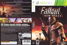 Fallout New Vegas, Xbox 360, Broadway Shows, Games, Movie Posters, Movies, Films, Film Poster, Gaming
