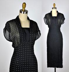1930s dress. I like a lot