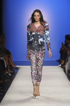 Love this Isabel Marant Spring '12 jacket.