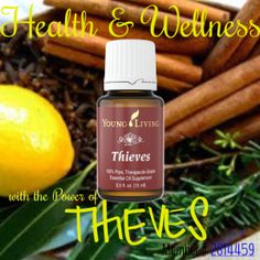 All About Thieves! Thieves Essential Oil, Essential Oil Blends, Young Living Thieves, Natural Lifestyle, Word Of Mouth, You Can Do, Health And Wellness, Rid, Herbalism