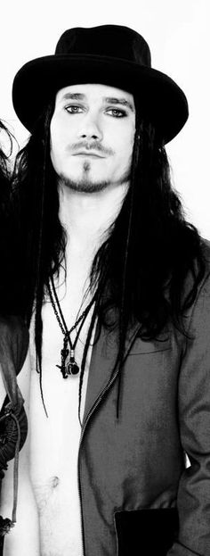 Using Tuomas as an inspiration... HELL YES!!!!!!