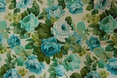 Vintage fabric | Flickr - Photo Sharing!